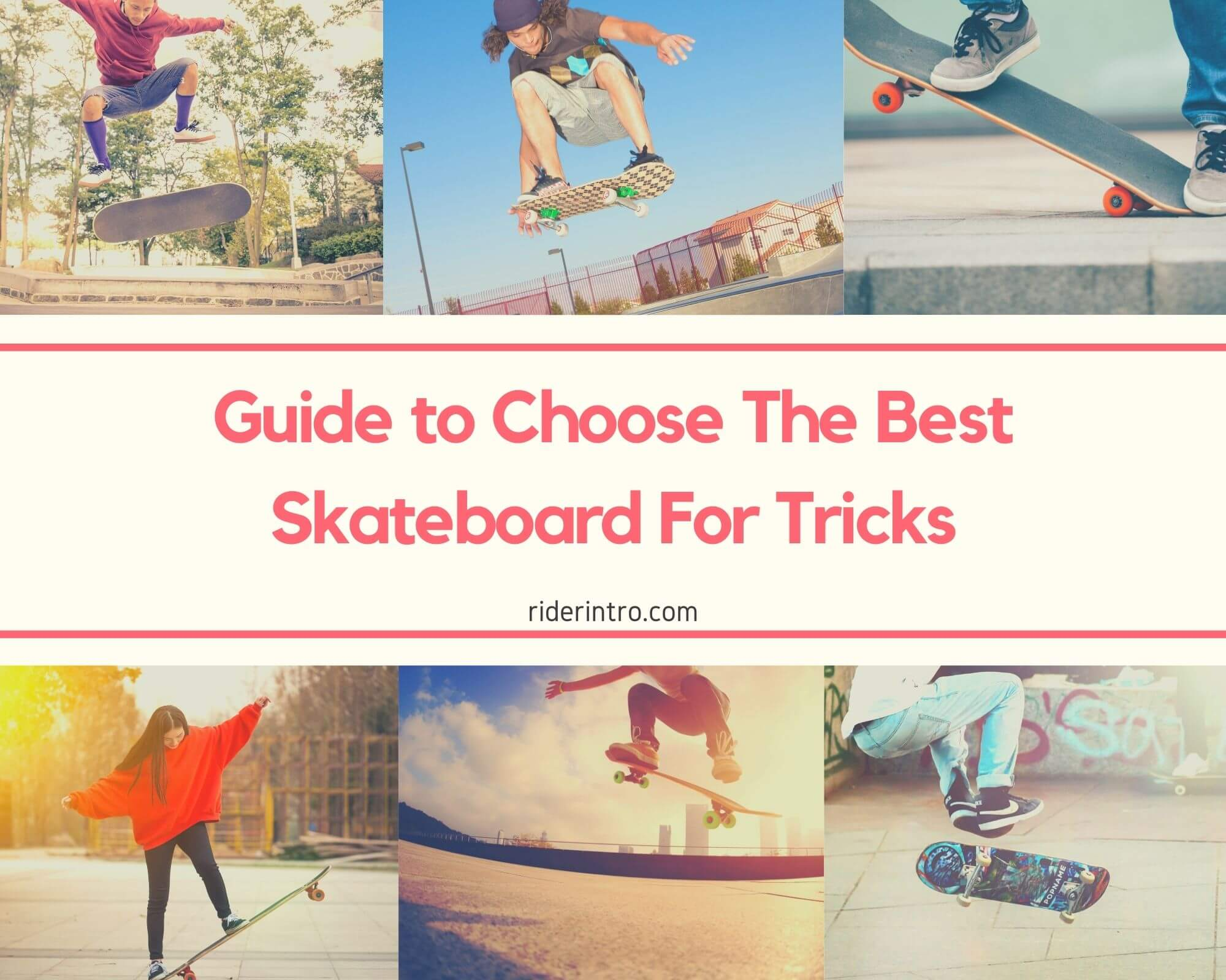 how to choose the best skateboard for tricks