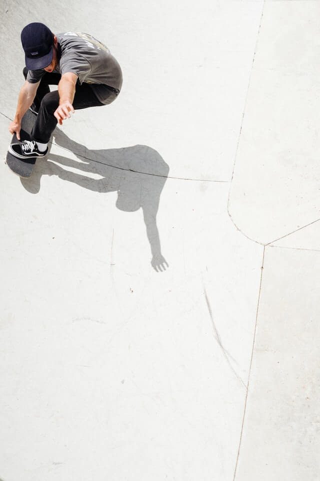 How many hours to get good at skateboarding