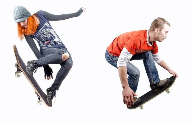 how long does it take to learn to ride a skateboard