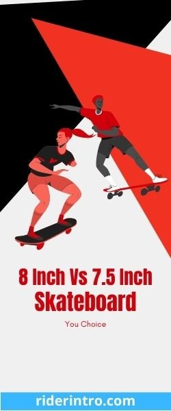 8 inch or 7.75 deck