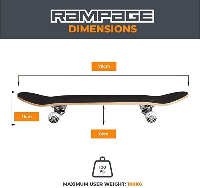 rampage-plain-third-complete-skateboard-review